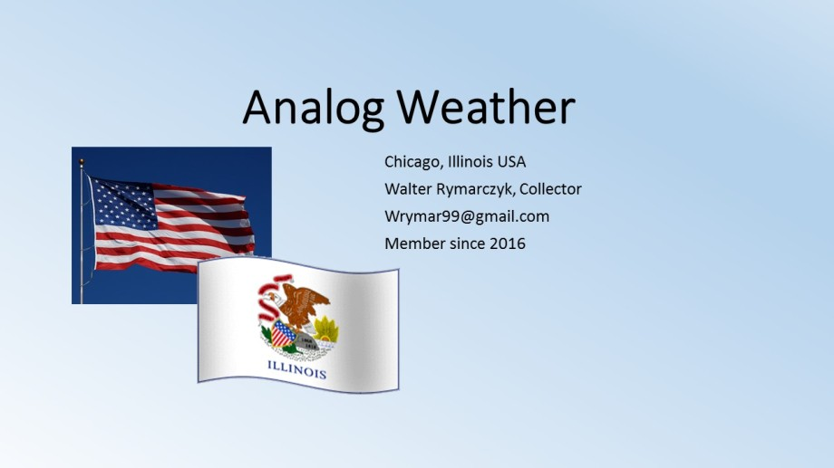 IMAPP intro page 2 analog weather